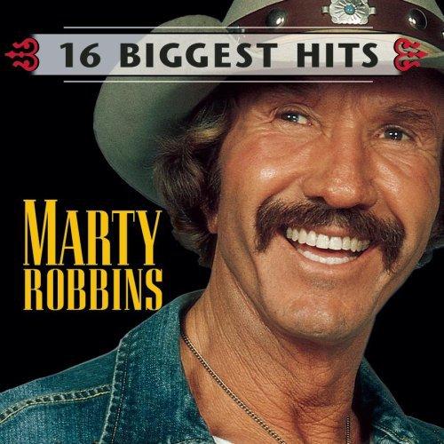 Marty Robbins-16 Biggest Hits