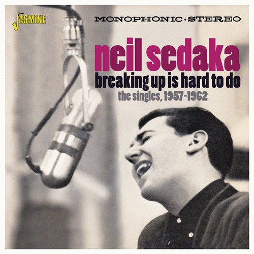Neil Sedaka - Breaking Up Is Hard To Do: Singles 1957-1962