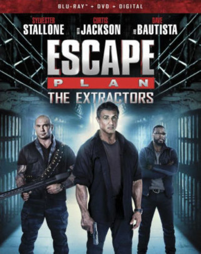 Escape Plan [Movie] - Escape Plan: The Extractors