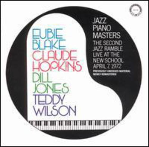 Jazz Piano Masters