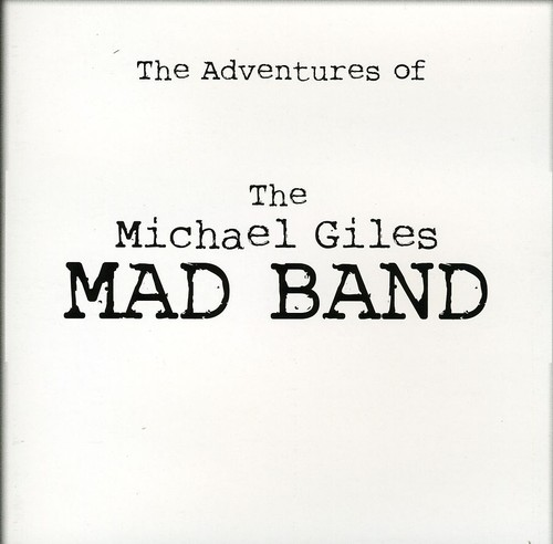 Michael Giles Band - Adventures Of (Uk)