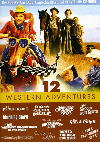 Western Adventures: Family Film Collection
