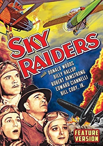 Sky Raiders (Feature-Length Version)