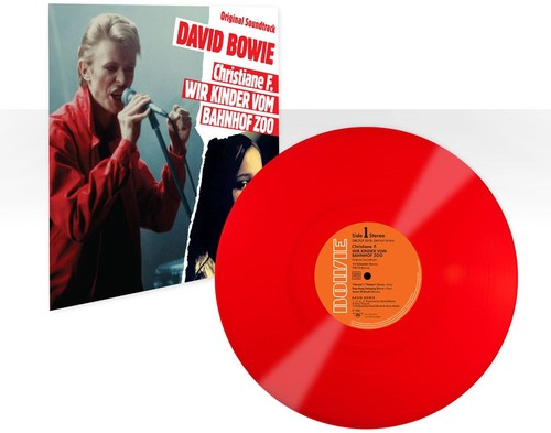David Bowie - Christiane F. - Wir Kinder Vom Bahnoff Zoo [Colored Vinyl]