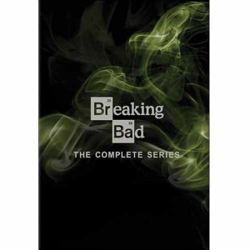 Breaking Bad [TV Series] - Breaking Bad: The Complete Series