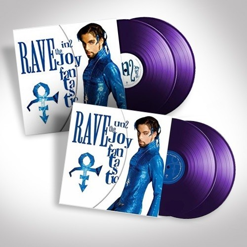 Prince Colored Vinyl Bundle