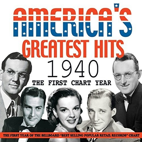 America's Greatest Hits 1940: First Chart /  Var