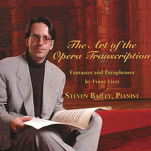 Art of the Opera Transcription