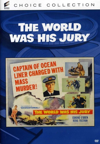 The World Was His Jury