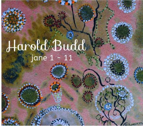 Harold Budd - Jane 1-11