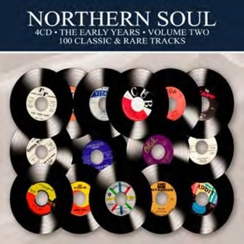 Northern Soul 2 Early Years 100 Classic & Rare - Northern Soul 2: Early Years 100 Classic & Rare