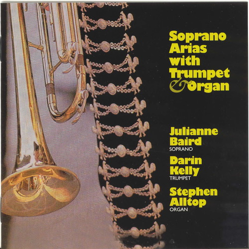 Soprano Arias with Trumpet & Organ