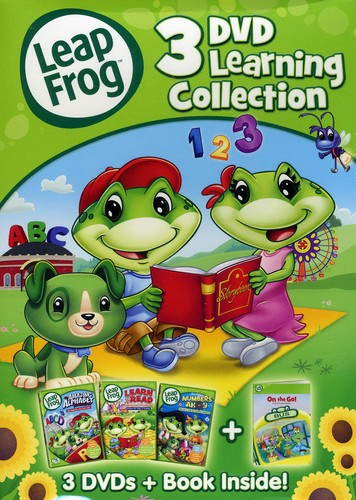 3-DVD Learning Collection