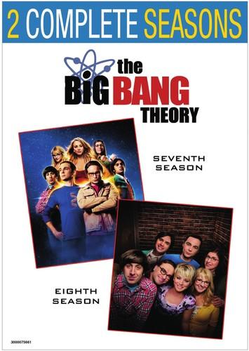 The Big Bang Theory [TV Series] - The Big Bang Theory: Season 7 & 8