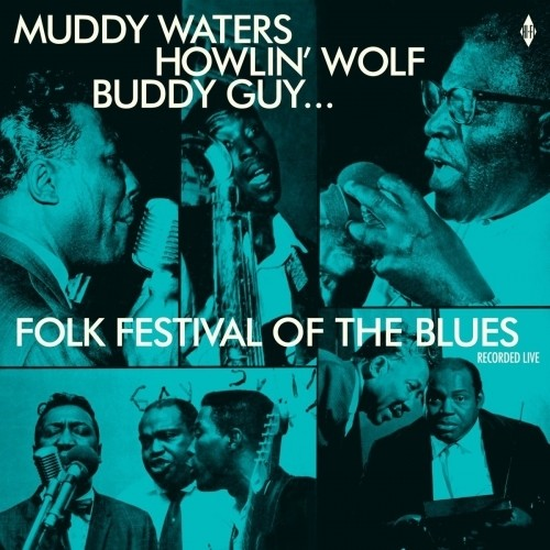 Folk Festival Of The Blues With Muddy Waters / Var - Folk Festival Of The Blues With Muddy Waters / Var