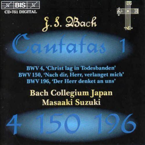 Cantatas I