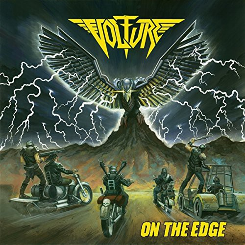 On the Edge [Import]