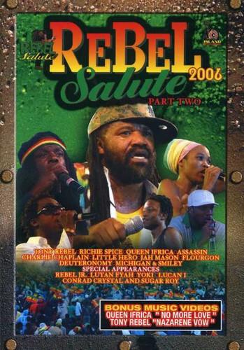 Rebel Salute 2006: Volume 2