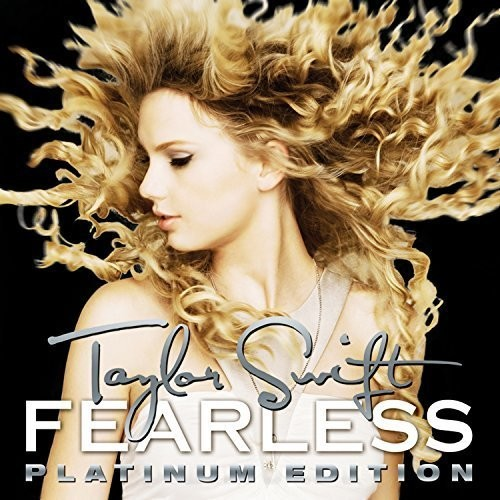 Taylor Swift - Fearless Platinum Edition [2LP]