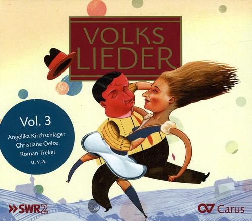 German Folksongs 3 /  Various