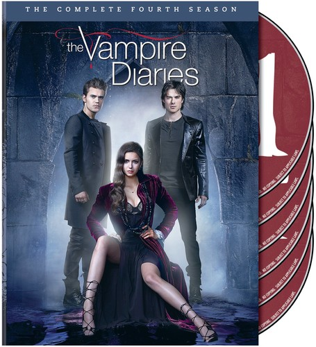 The Vampire Diaries: The Complete Fourth Season