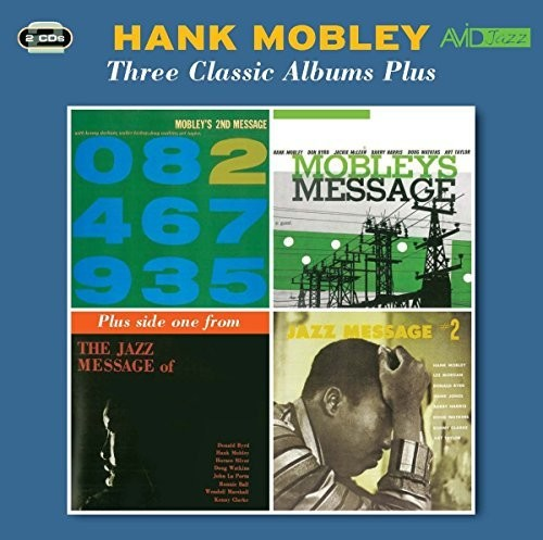Mobley's Message /  2nd Message /  Jazz Message #2