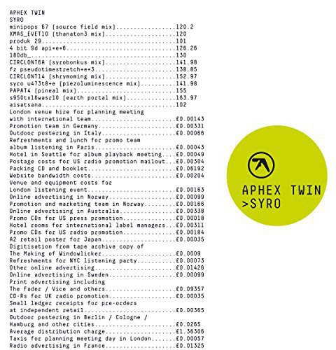 Aphex Twin - Syro [Vinyl]