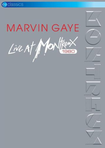 Marvin Gaye - Marvin Gaye: Live In Montreux 1980