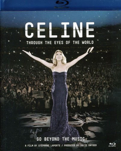 Celine Dion - Through The Eyes Of The World (2010) [Import]