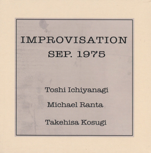 Improvisation Sep. 1975