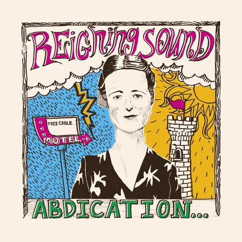 Reigning Sound - Abdication...For Your Love [Red LP]