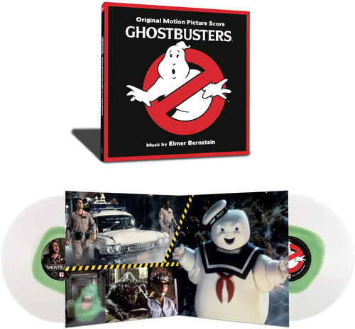 Elmer Bernstein - Ghostbusters (Original Motion Picture Score) [2LP]