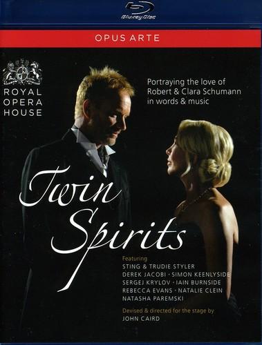 Twin Spirits: Sting Performs Schumann