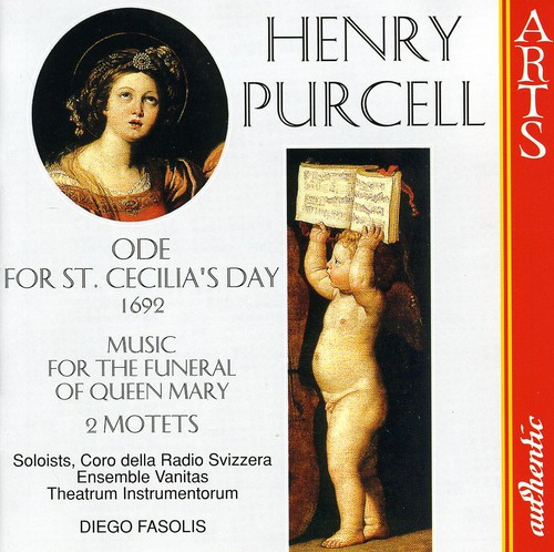 Music for the Funeral of Queen Mary /  Psalm 3