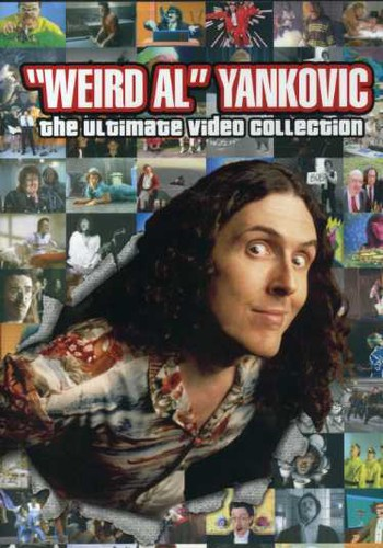 """""""Weird Al"""" Yankovic: The Ultimate Video Collection"""
