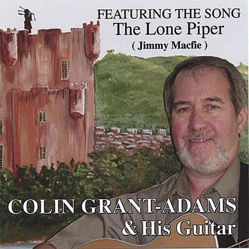 Colin Grant-Adams & His Guitar