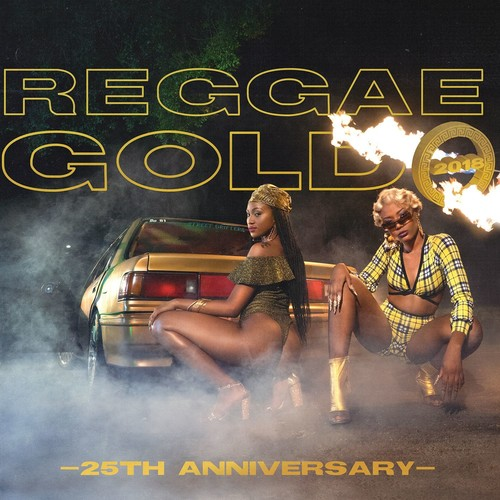 Various Artists - Reggae Gold 2018: 25th Anniversary