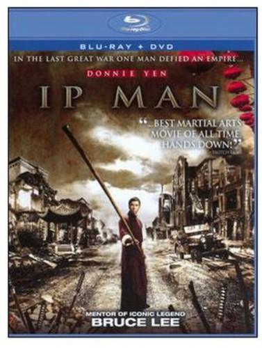 Ip Man W/Dvd - Ip Man