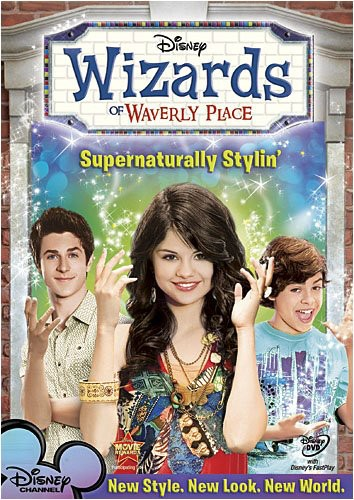 The Wizards of Waverly: Volume 2: Supernaturally Stylin'