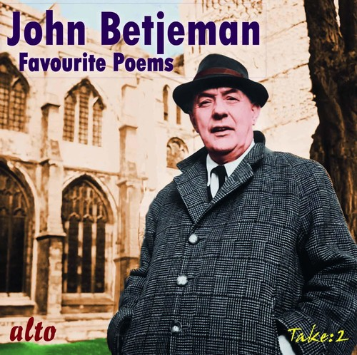 John Betjeman: 35 Favourite Poems