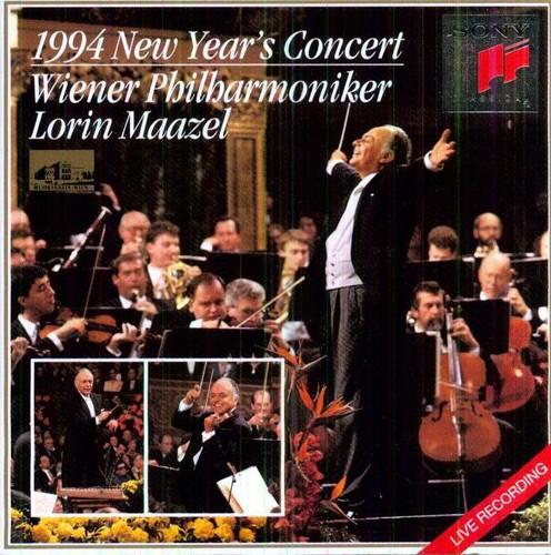 Wiener Philharmoniker - Neujahrskonzert 1994
