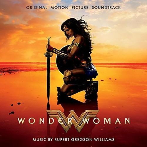 Rupert Gregson-Williams - Wonder Woman: Original Motion Picture Soundtrack [2 LP]