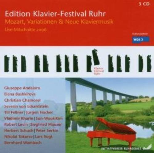 Edition Klavier-Festival Ruhr: Mozart Variations