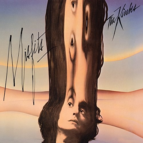 The Kinks - Misfits [Limited Audiophile Edition Blue LP]