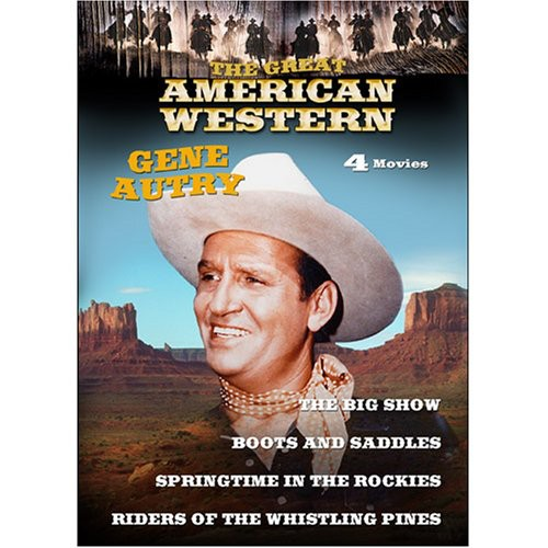 The Great American Western: Volume 5: Gene Autry