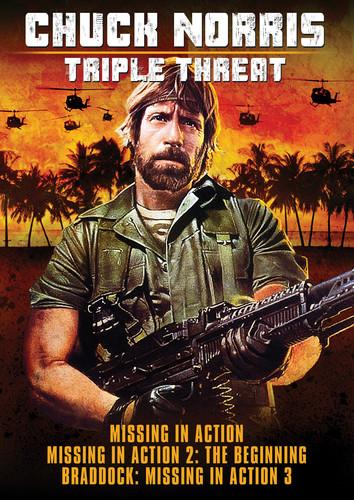Chuck Norris: Triple Threat