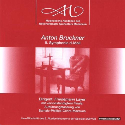 Anton Bruckner 9. Symphony in Dmin
