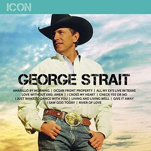 George Strait - Icon [LP]