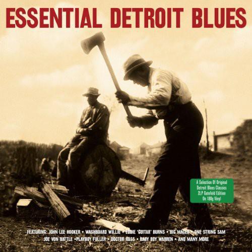 Essential Detroit Blues /  Various [Import]