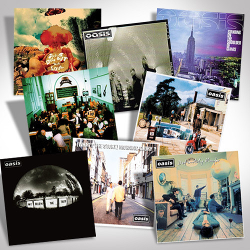 Oasis LP Bundle